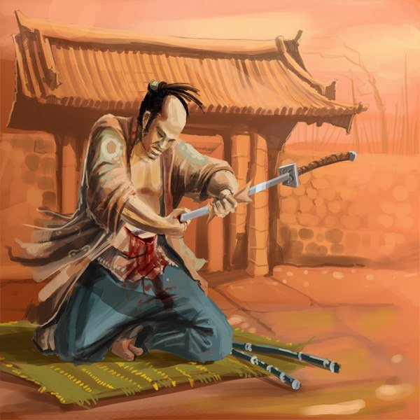 самураи считали самоубийство