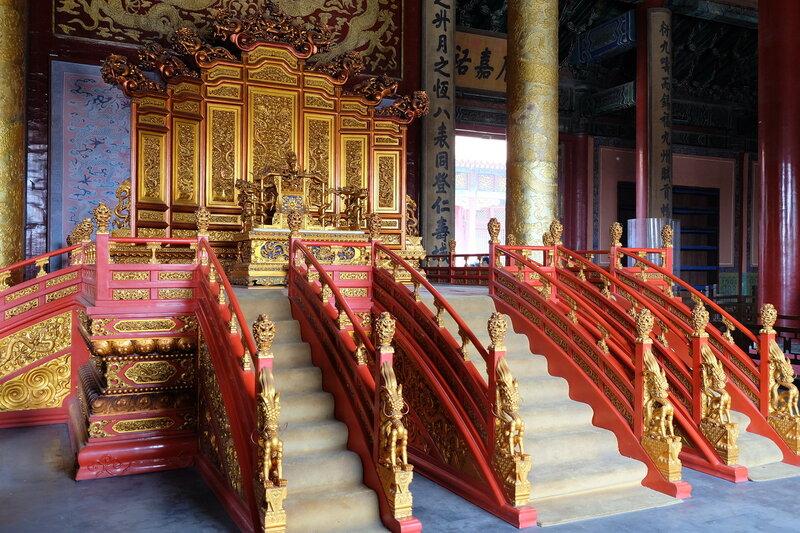 Роскошная жизнь собак во дворце китайского императора