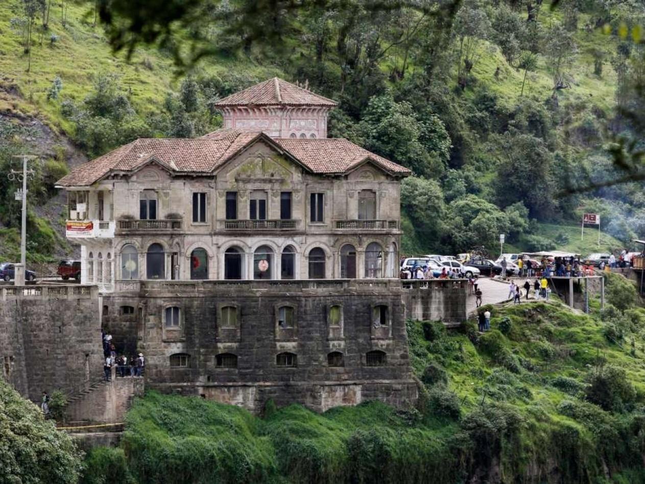 Эль Отель дель Сальто