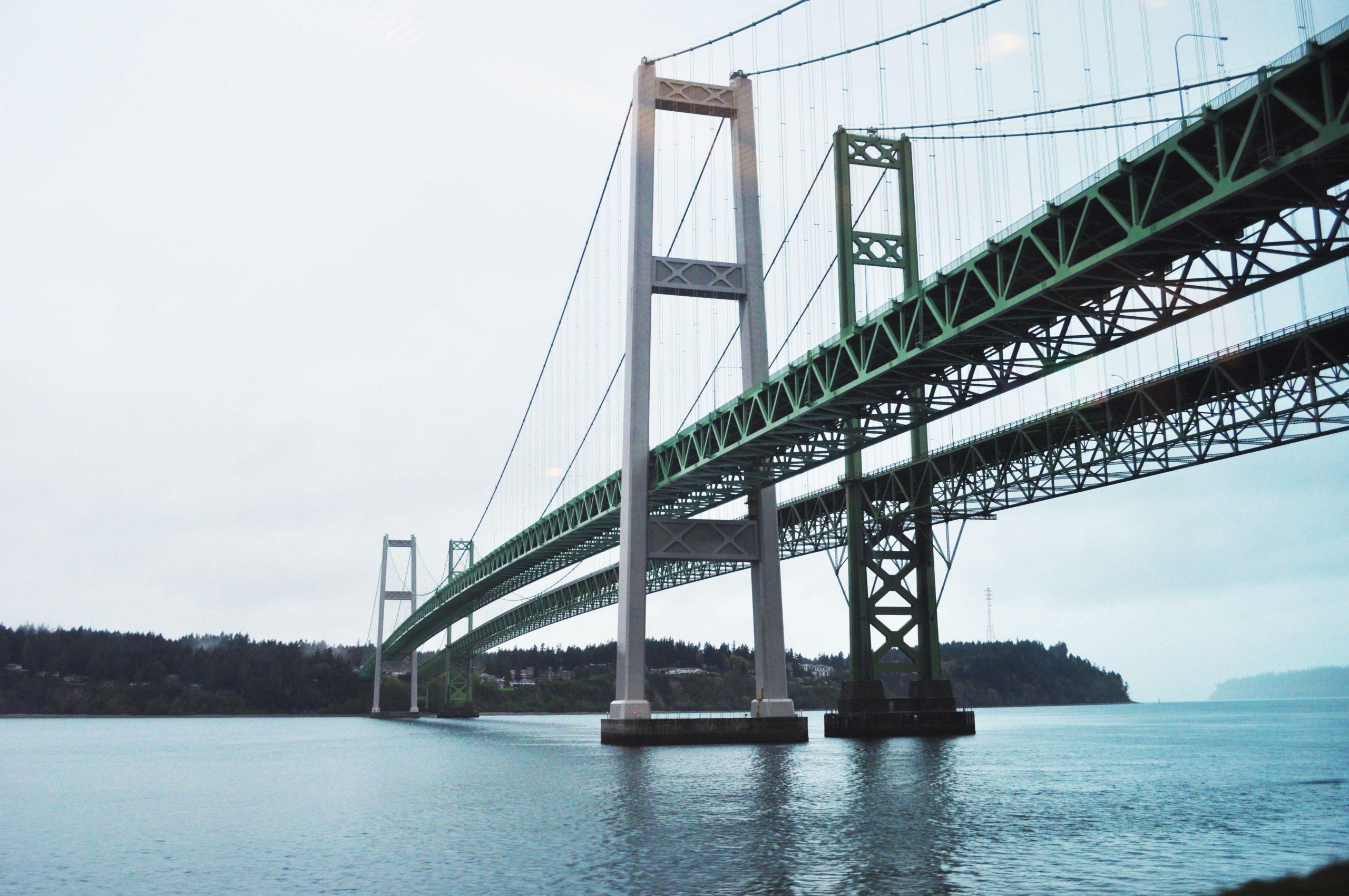 США, мост Такома