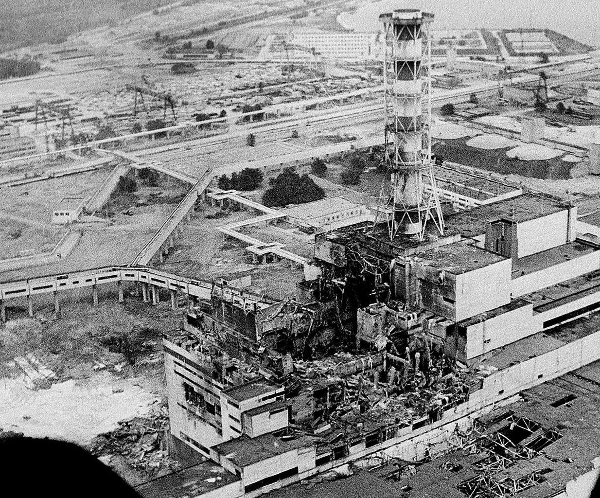 СССР, Чернобыльская АЭС