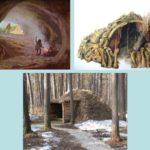 Древние жилища людей