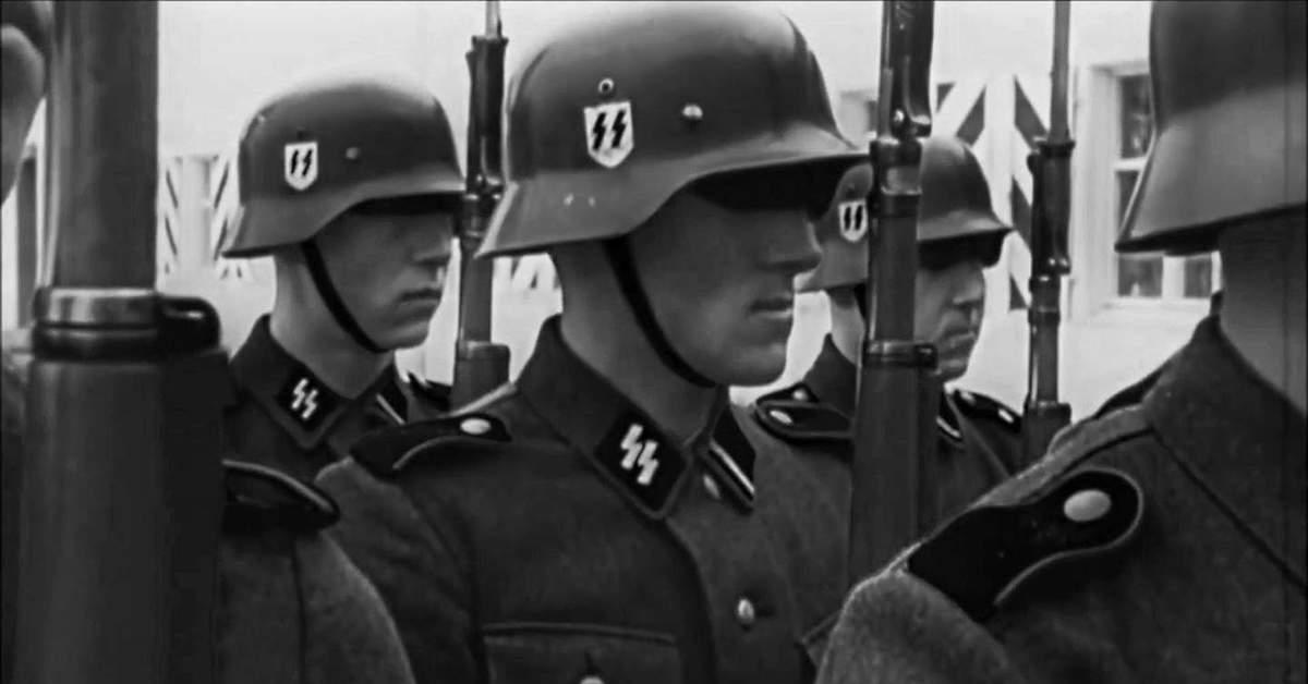 Третий Рейх глазами американских солдат