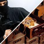 10 самых дерзких ограблений банков