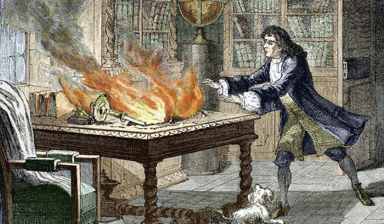 Как Ньютон алхимией и рвотой жабы лечил чуму