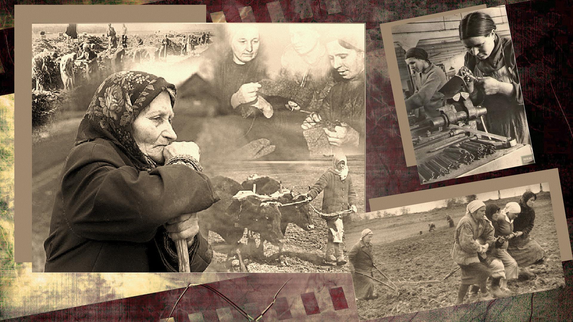 Колхозники Северной Осетии с особой любовью