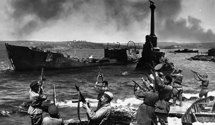 Как отбивали Крым