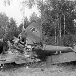 Борьба с немцами в небе над Анапой