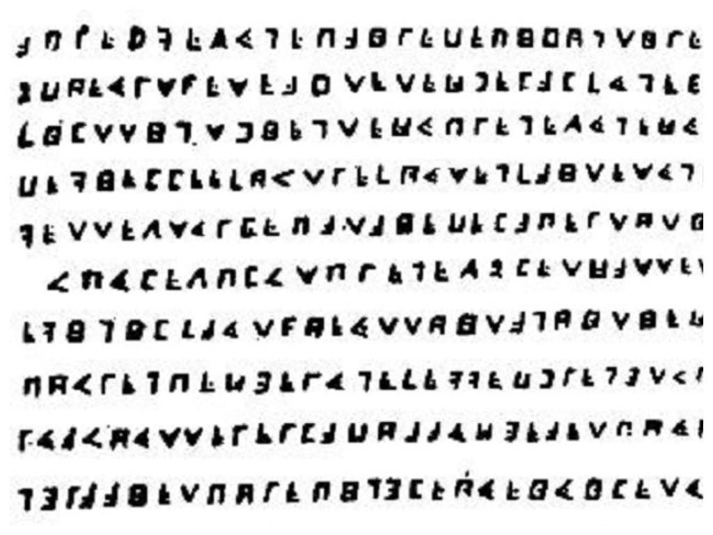 Составленная пиратом криптограмма может привести к сокровищу