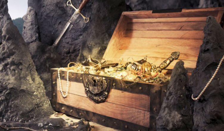 Папа и пиратское сокровище мертвого епископа