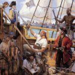 Гражданский союз пиратов не всегда носил сексуальный характер