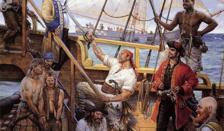 Гражданский союз пиратов