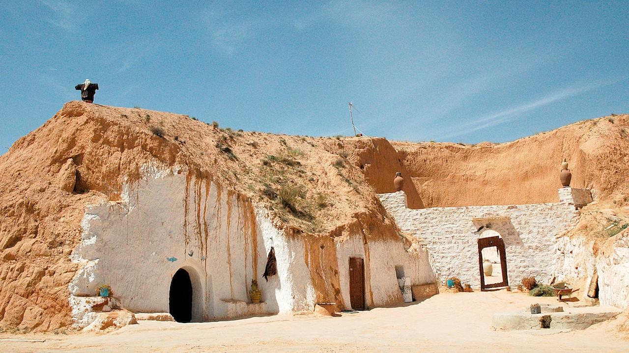 Деревня Матмата, Тунис