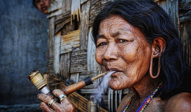 Индейцы курили табак ещё 3000 лет назад