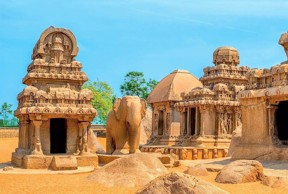 Храмы Махабалипурама