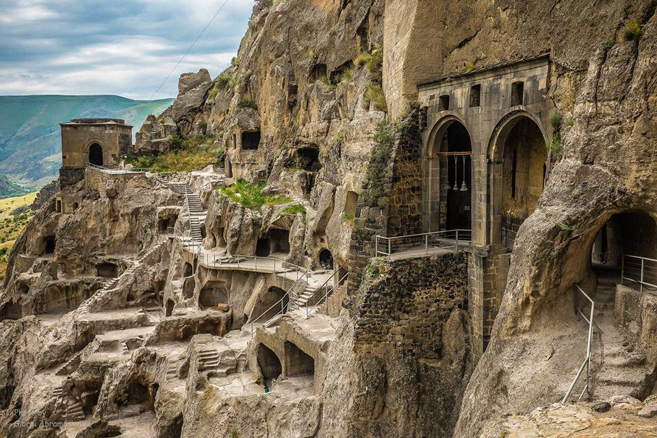 Пещерный монастырь Вардзиа, Грузия