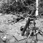 Фашисты имели явное преимущество в орудиях и минометах